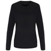 TR060 Women's TriDri® long sleeve performance t-shirt