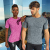 201 Seamless '3D fit' multi-sport performance short sleeve top