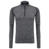 TR202 TriDri® Seamless '3D fit' multi-sport performance zip top