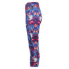 301 Performance fireworks leggings ¾ length