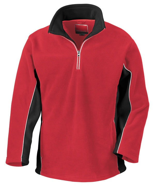 86REA Womens Tech3™ QTR Zip sport fleece