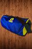 ROYAL & YELLOW HUGGA HOLDALL, WITH FREE WET KIT BAG - HUGGA Rowing Kit - 2