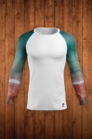 BEACH-FLOW LS COMPRESSION TOP