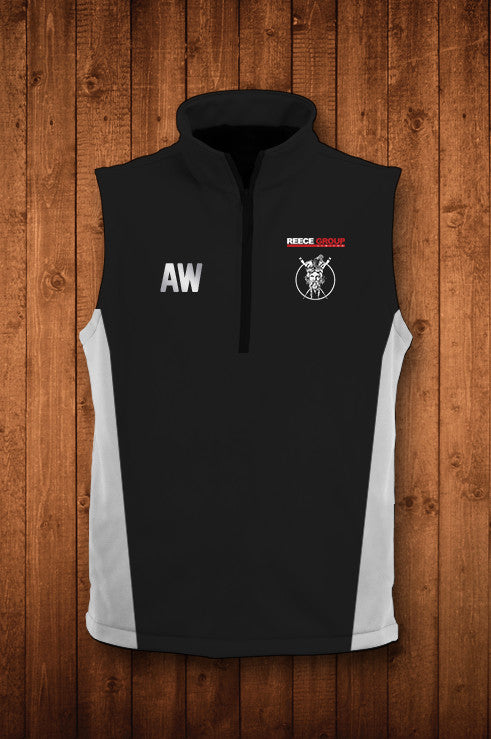 Tyne Rowing Club Gilet - HUGGA Rowing Kit