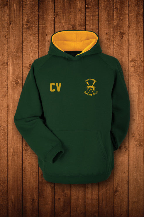 Ironbridge Hoody - HUGGA Rowing Kit