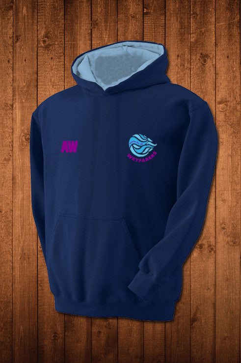 WEYFARERS Hoody - HUGGA Rowing Kit