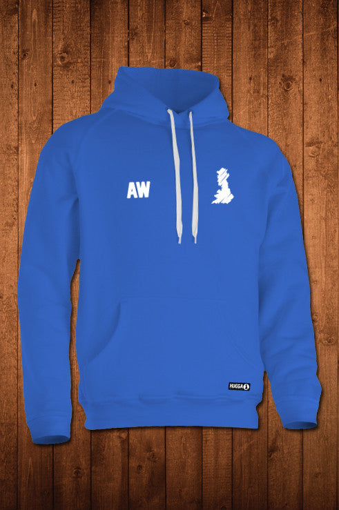 HUGGA HOODY - ROYAL BLUE - HUGGA Rowing Kit