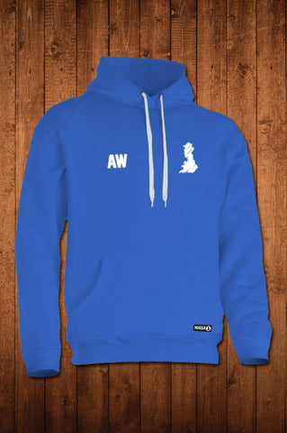 HUGGA HOODY - ROYAL BLUE