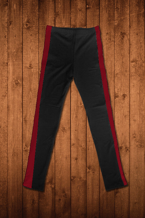 Downing College Leggings - HUGGA Rowing Kit