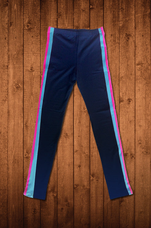 PARR'S PRIORY RC Leggings - HUGGA Rowing Kit