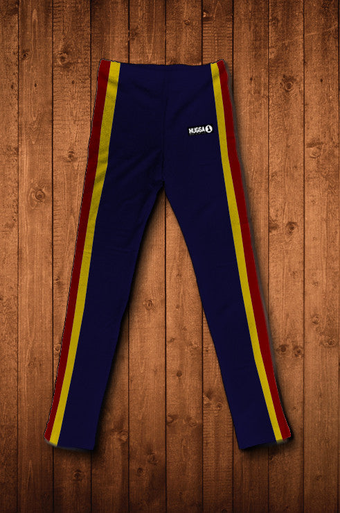 SUBC Leggings - HUGGA Rowing Kit
