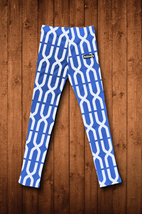 "Sons of the Thames ""CROSS"" Leggings - HUGGA Rowing Kit"