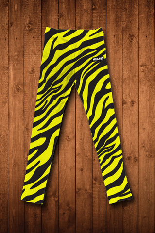 UNIVERSITY OF SHEFFIELD ZEBRA Leggings