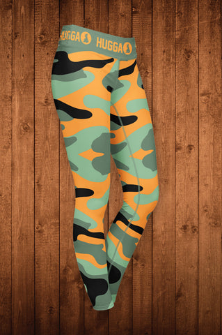 CAMO-FLOW LEGGINGS