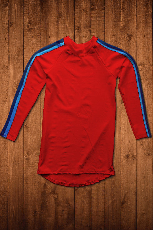 STAR CLUB LS COMPRESSION TOP - HUGGA Rowing Kit