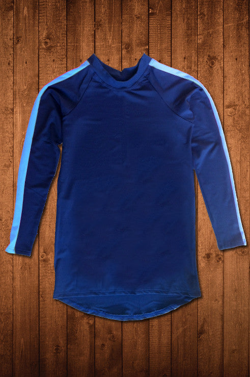 WEYBRIDGE RC LS COMPRESSION TOP - HUGGA Rowing Kit - 1