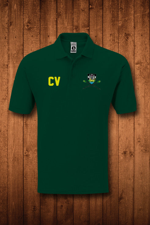 GUILDFORD POLO SHIRT - HUGGA Rowing Kit