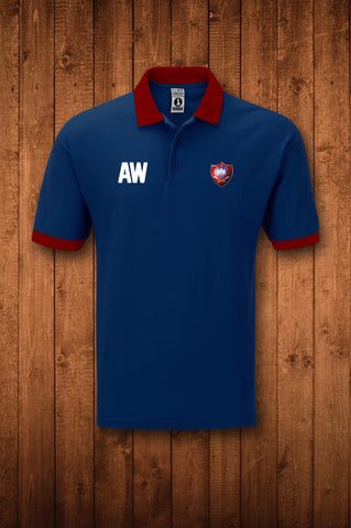 BEDFORD ROWING CLUB POLO SHIRT