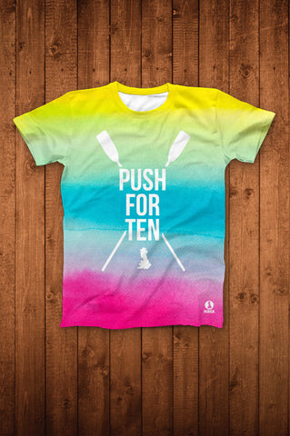 PUSH FOR TEN TEE