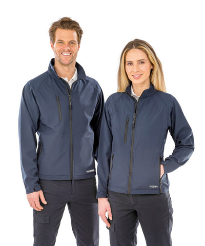 128RF Women's baselayer softshell jacket