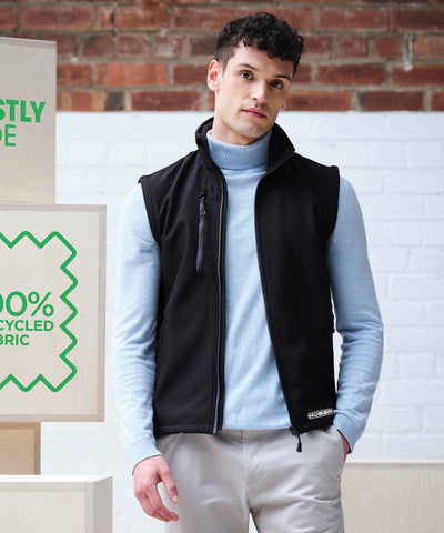 351RG Honestly Made recycled softshell bodywarmer