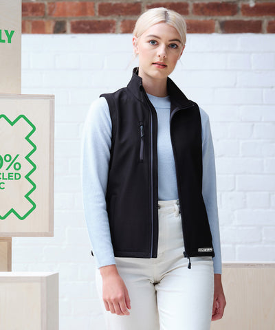 359RG Women's Honestly made recycled bodywarmer