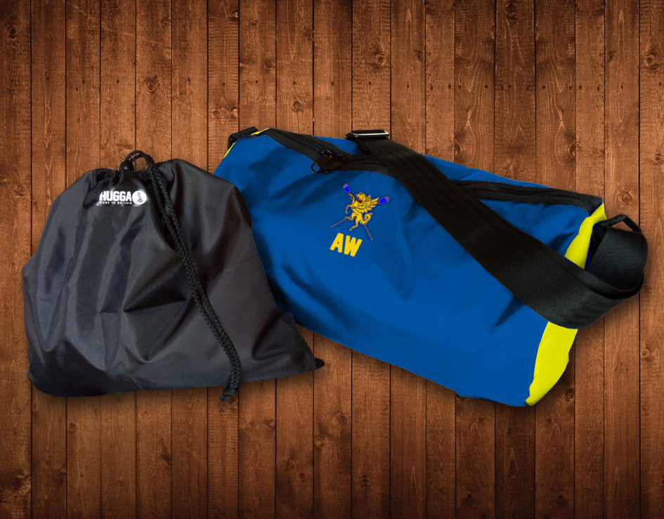 ROBINSON HUGGA HOLDALL, WITH FREE WET KIT BAG - HUGGA Rowing Kit - 1