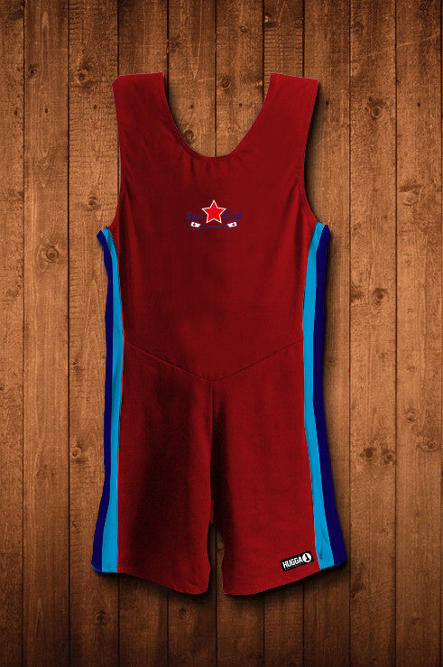 Star Club Rowing Suit - HUGGA Rowing Kit