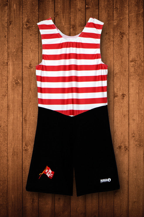 Kingston RC Juniors Rowing Suit - HUGGA Rowing Kit