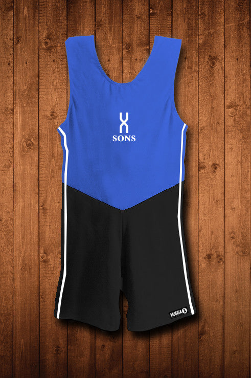 Sons of the Thames Rowing Suit - HUGGA Rowing Kit
