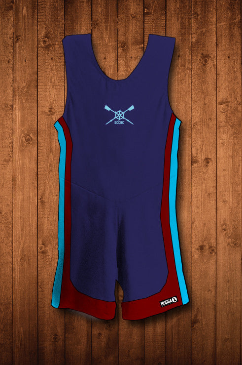 St Catherine's College BC Rowing Suit - HUGGA Rowing Kit