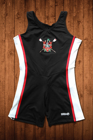 LEHBC Rowing Suit WHITE STRIPE