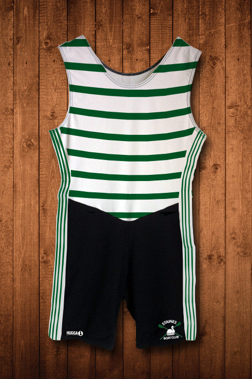 Staines Boat Club Rowing Suit - HUGGA Rowing Kit
