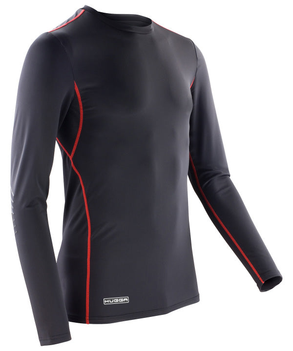 252SXM compression bodyfit baselayer long sleeve top