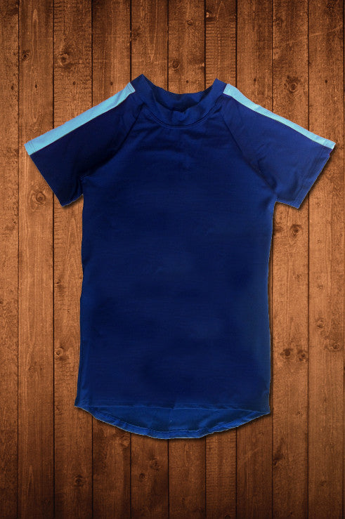 PARR'S PRIORY RC SS Compression Top - HUGGA Rowing Kit - 1