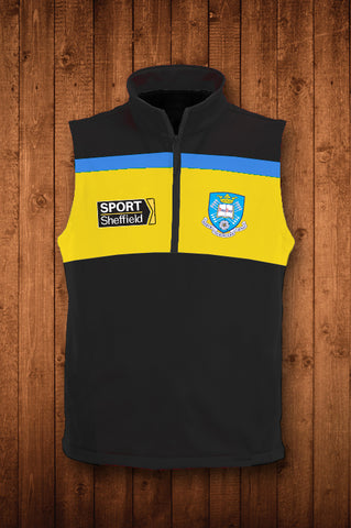 UNIVERSITY OF SHEFFIELD Gilet