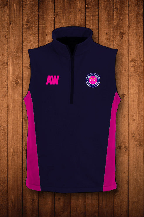 TwRC Gilet - HUGGA Rowing Kit