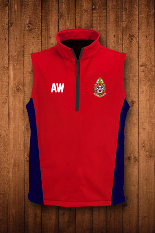 Winchester College Gilet
