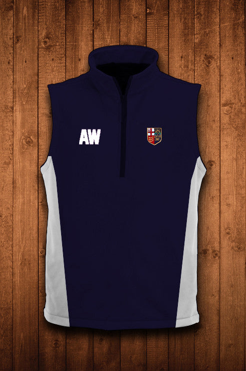 LONDON Rowing Club Gilet - HUGGA Rowing Kit