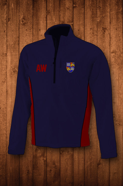 Bradford Grammar Splash Jacket - HUGGA Rowing Kit
