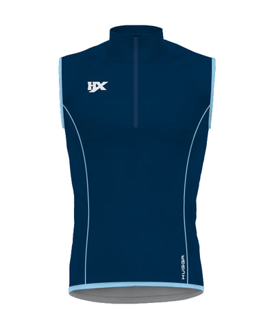 HX ELITE CONTRAST PIPING SPLASH GILET