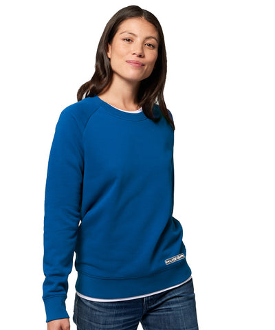 009SX Women's Tripster iconic crew neck sweatshirt