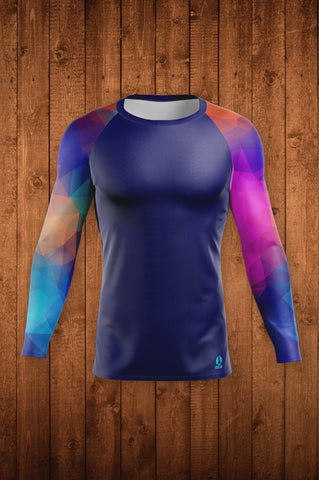 TECH-FLOW LS COMPRESSION TOP
