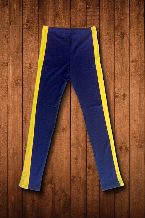 Lady Margaret Hall Leggings - HUGGA Rowing Kit
