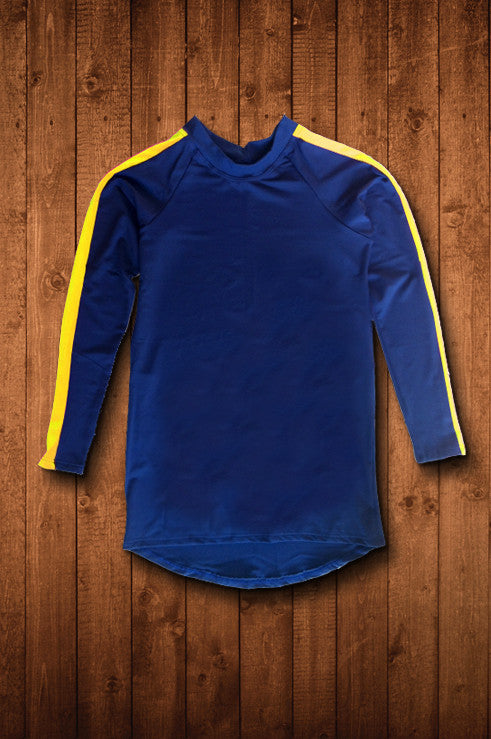 LADY MARGARET HALL LS COMPRESSION TOP - HUGGA Rowing Kit