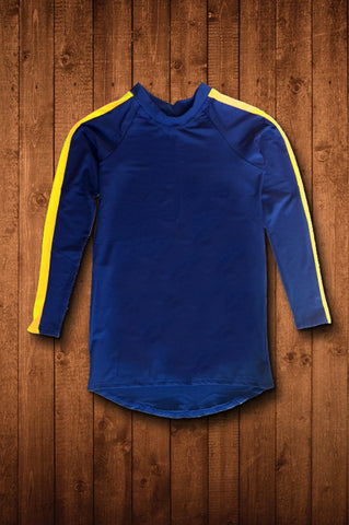 LADY MARGARET HALL LS COMPRESSION TOP