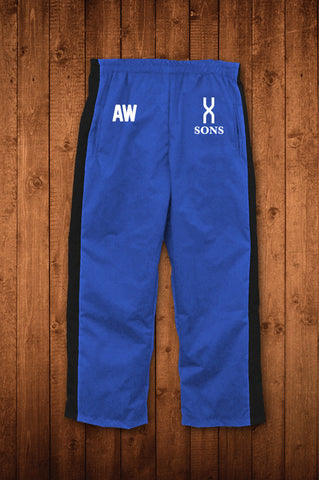 SONS OF THE THAMES WATERBLOCK TRACK PANTS
