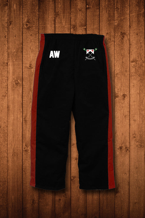 ST. AIDAN'S WATERBLOCK TRACK PANTS - HUGGA Rowing Kit
