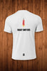 SHAEF SHIFTERS Running Tee - White