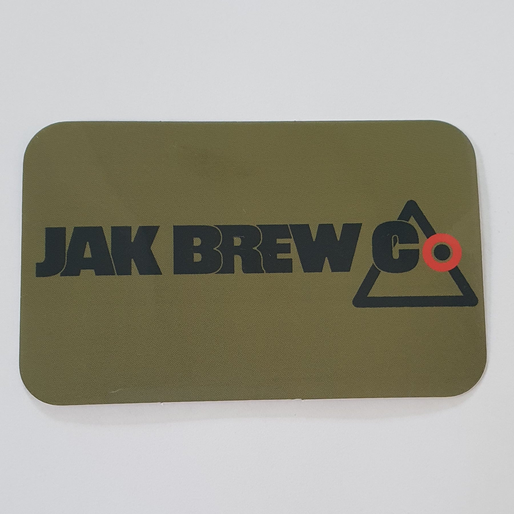 Jak Brew Co.® Banner Sticker